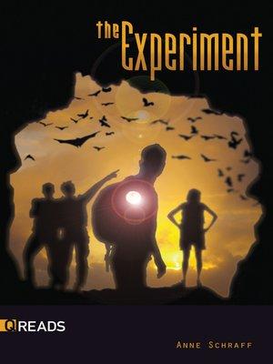 Title details for Experiment by Anne Schraff - Wait list