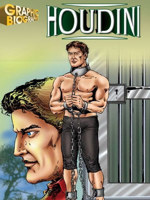 cover image of Houdini Graphic Biography