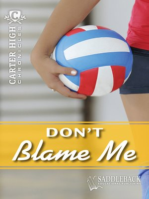 cover image of Don't Blame Me