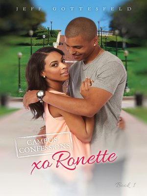 cover image of XO Ronette