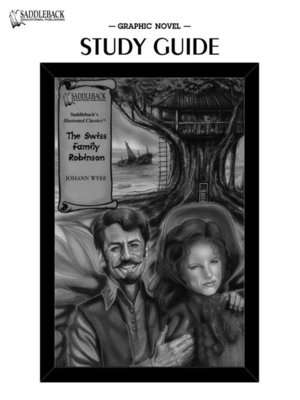 cover image of The Swiss Family Robinson Study Guide