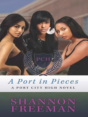 cover image of A Port in Pieces