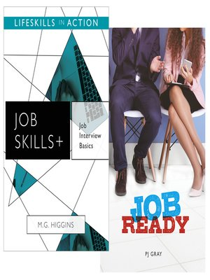 cover image of Job Interview Basics/ Job Ready (Job Skills)
