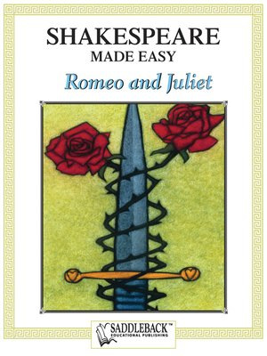 cover image of Romeo and Juliet Shakespeare Made Easy