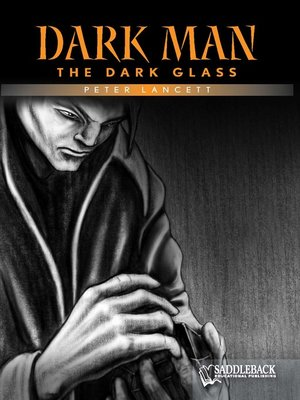 cover image of The Dark Glass (Orange Series)
