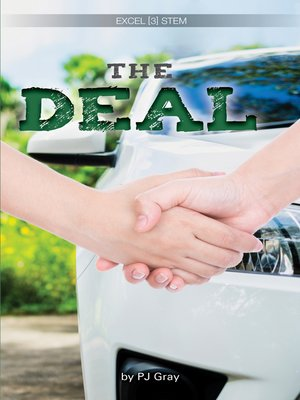 cover image of The Deal [3]