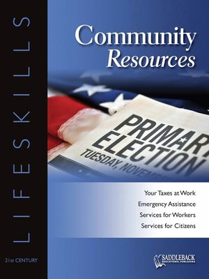 cover image of Community Resources