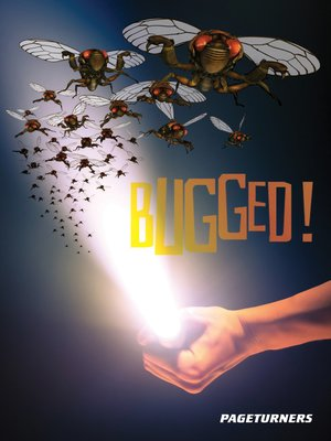 cover image of Bugged (Science Fiction)