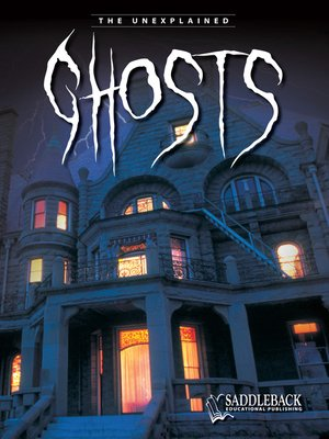 cover image of Ghosts