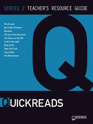 cover image of QuickReads Series 2 Teacher's Guide