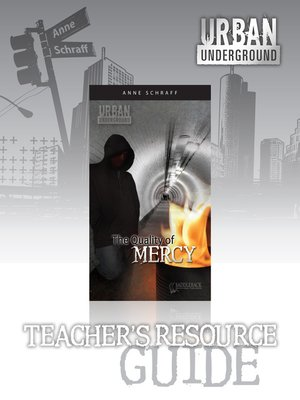 cover image of The Quality of Mercy Teacher's Resource Guide
