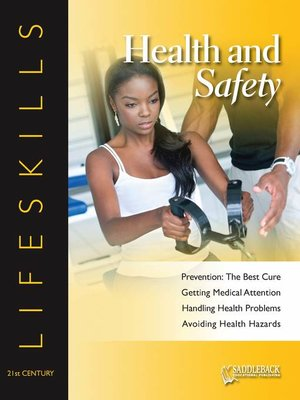 cover image of Health and Safety: Prevention: The Best Cure-Staying Safe at Home