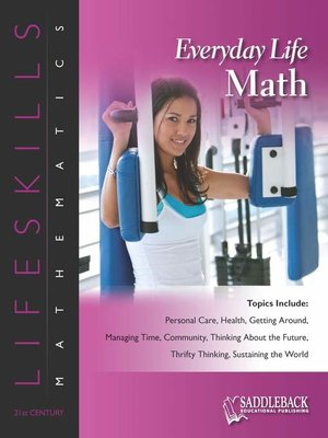 cover image of Everyday Life Math