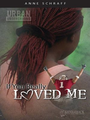 cover image of If You Really Loved Me