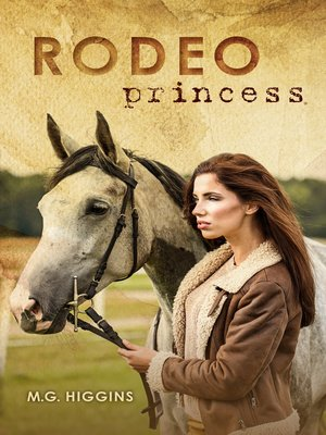 cover image of Rodeo Princess
