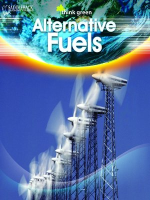 cover image of Alternative Fuels Differentiated Text