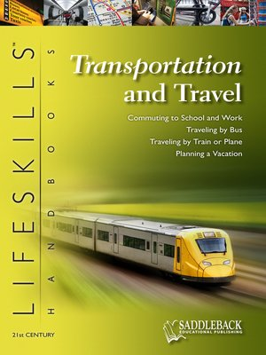 cover image of Transportation and Travel: Handbook