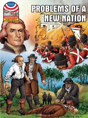cover image of Problems of a New Nation