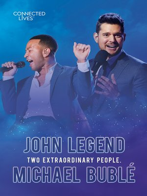 cover image of John Legend/Michael Buble