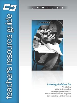 cover image of Easy Pass Teacher's Resource Guide