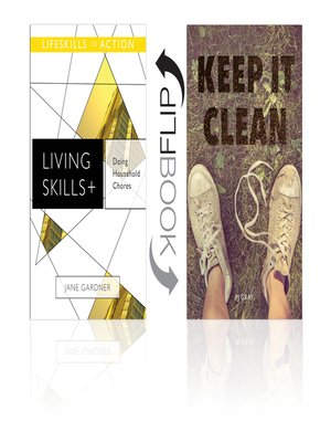 cover image of Doing Household Chores/Keep It Clean (Living Skills)