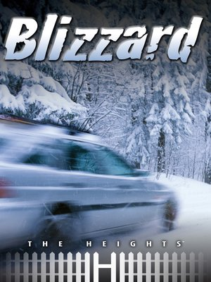 cover image of Blizzard