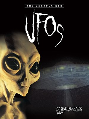 cover image of UFO's