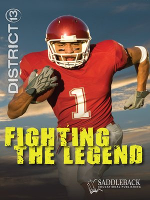 cover image of Fighting the Legend