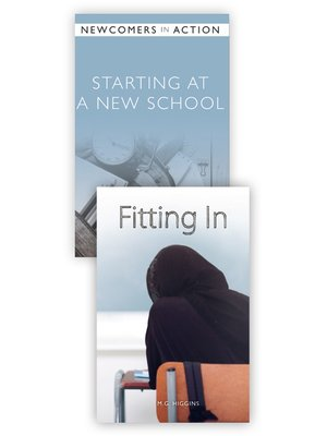 cover image of Starting at a New School / Fitting In