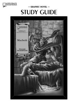 cover image of Macbeth Study Guide