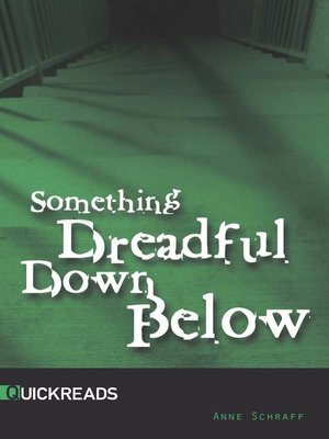 cover image of Something Dreadful Down Below, Set 3
