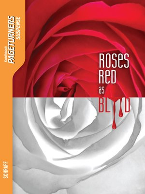 cover image of Roses Red as Blood