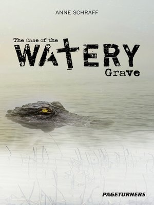 cover image of The Case of the Watery Grave (Detective)