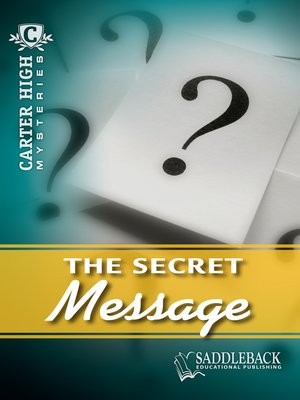 cover image of Secret Message