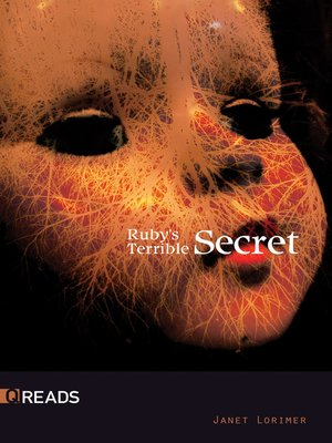 cover image of Ruby's Terrible Secret
