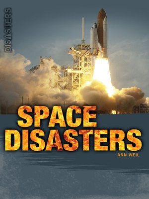 cover image of Space Disasters