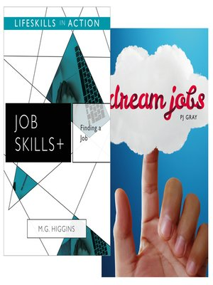 cover image of Finding a Job/ Dream Jobs (Job Skills)