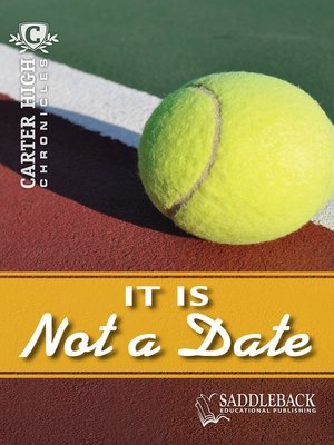 cover image of It Is Not a Date