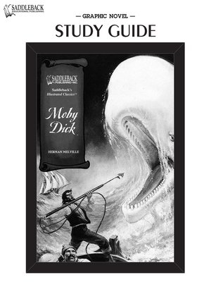 cover image of Moby Dick Study Guide