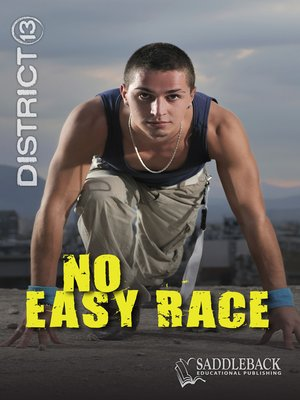 cover image of No Easy Race