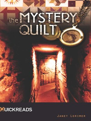 cover image of Mystery Quilt