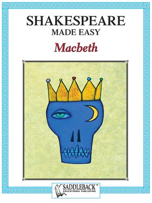 cover image of Macbeth Shakespeare Made Easy