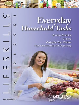 cover image of Everyday Household Tasks: Handbook