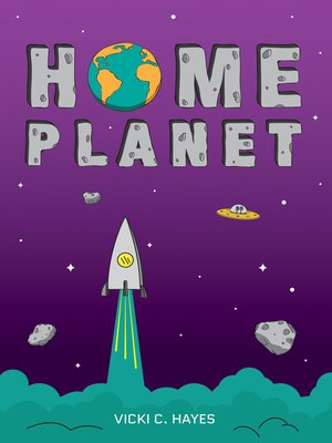 cover image of Home Planet