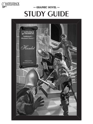 cover image of Hamlet Study Guide