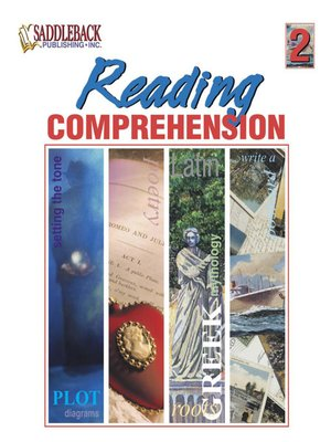 cover image of Reading Comprehension 2