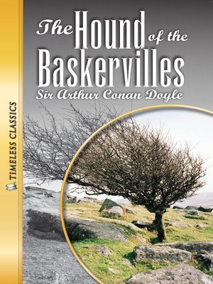 cover image of Hound of the Baskervilles