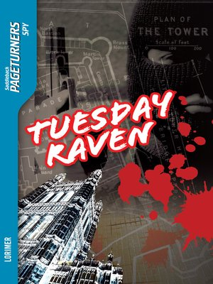 cover image of Tuesday Raven