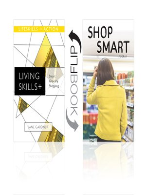 cover image of Smart Grocery Shopping/Shop Smart (Living Skills)