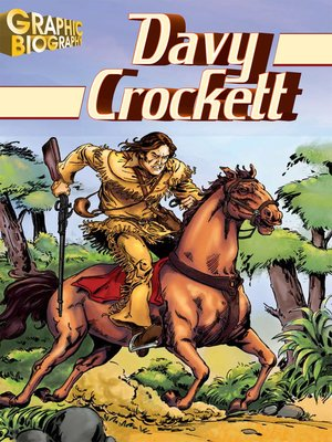cover image of Davy Crockett Graphic Biography